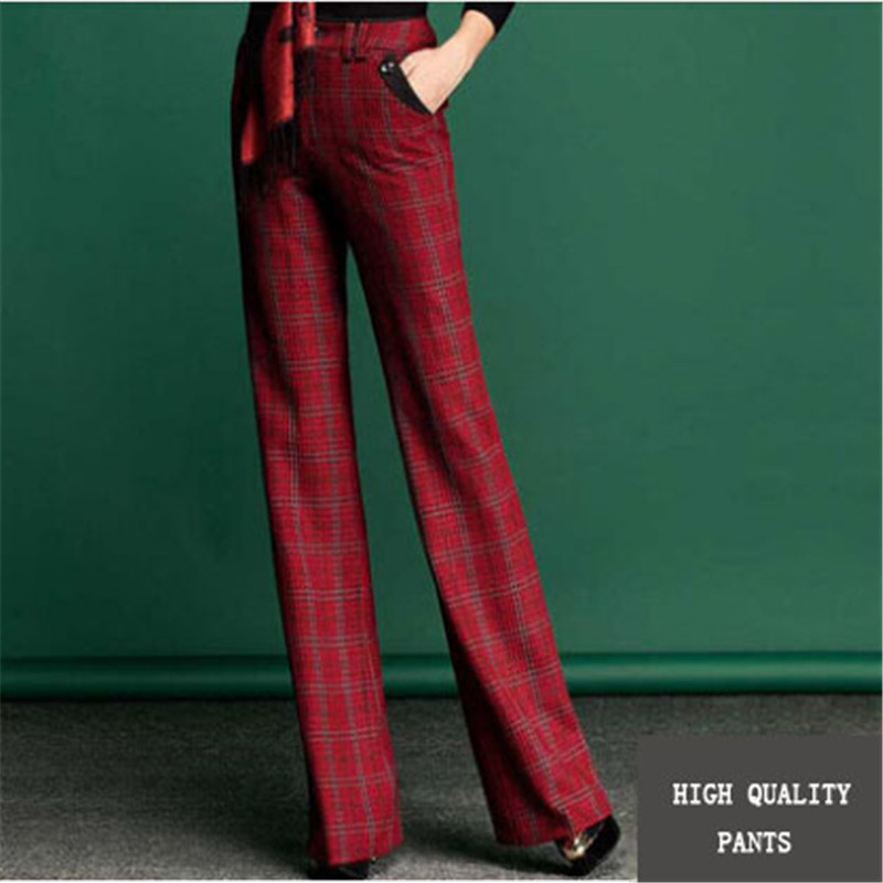 Womens Plaid Pants | Gommap Blog