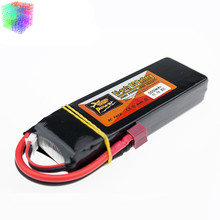 Lipo 11.1v 3s 5000mAh battery 30C max 35C ZOP XT60 or T plug lithium batteries for RC Helicopter Airplane drone parts