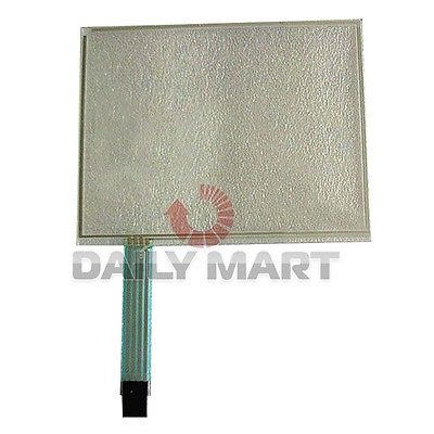 Фотография DHL/EMS 2 LOTS UNIOP ETOP05-0045 TOUCH SCREEN GLASS DIGITIZER REPLACEMENT PLC NEW