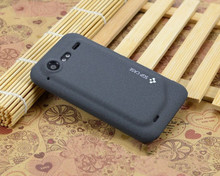 for htc g11 case back.best quality.8 colors hot sale luxury frosted PC plastic cover for htc incredible s g11 protection case.(China (Mainland))