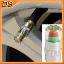 2015  Hot Sale Car Tire Air Pressure Monitor Valve Stem Cap Sensor Indicator Eye Alert Free Shipping(China (Mainland))