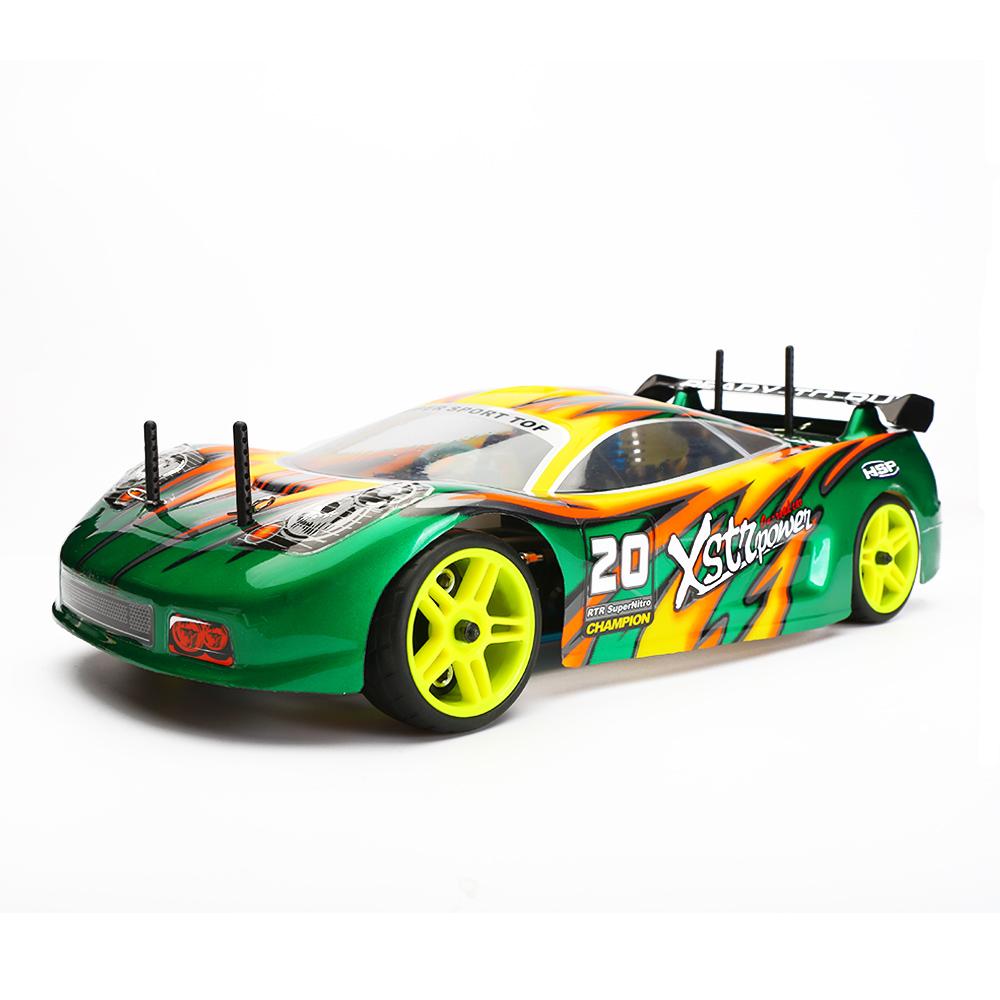 nitro gas cars