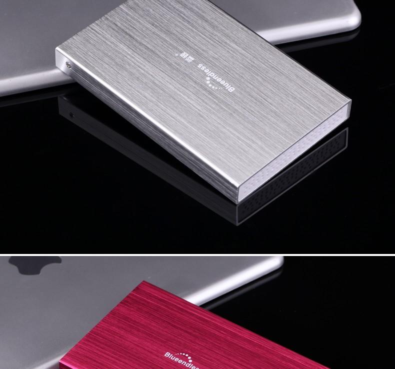 ถูก ฮาร์ดไดรฟ์ภายนอก120กิกะไบต์HDD USB3.0ฮาร์ดดิสก์แล็ปท็อปสก์ท็อปHD Externo