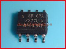 (50pcs/lot) OPA2277UA OPA2277U high precision operational amplifier IC | original | NEW(China (Mainland))