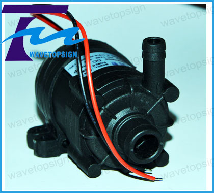 chiller cw 3000 cw 5200 water pump p2430 25w DC 24V flow rate 8.5L/min(China (Mainland))