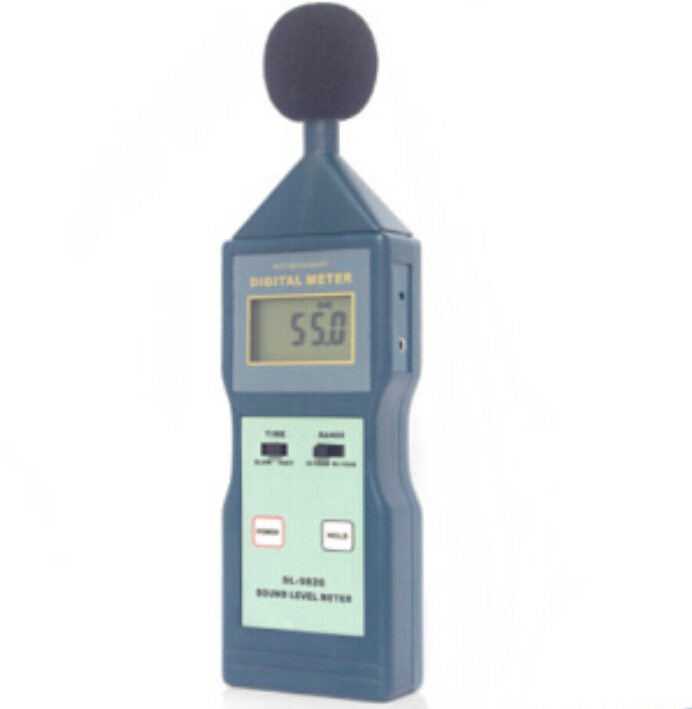 Digital LCD Sound Level Meter SL-5826 Noise Meter Decibel Monitor Tester SL5826<br><br>Aliexpress