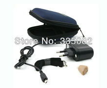 In Ear Digital USB Rechargeable Hearing Aid Sound Amplifier Acousticon Axon K-88(China (Mainland))