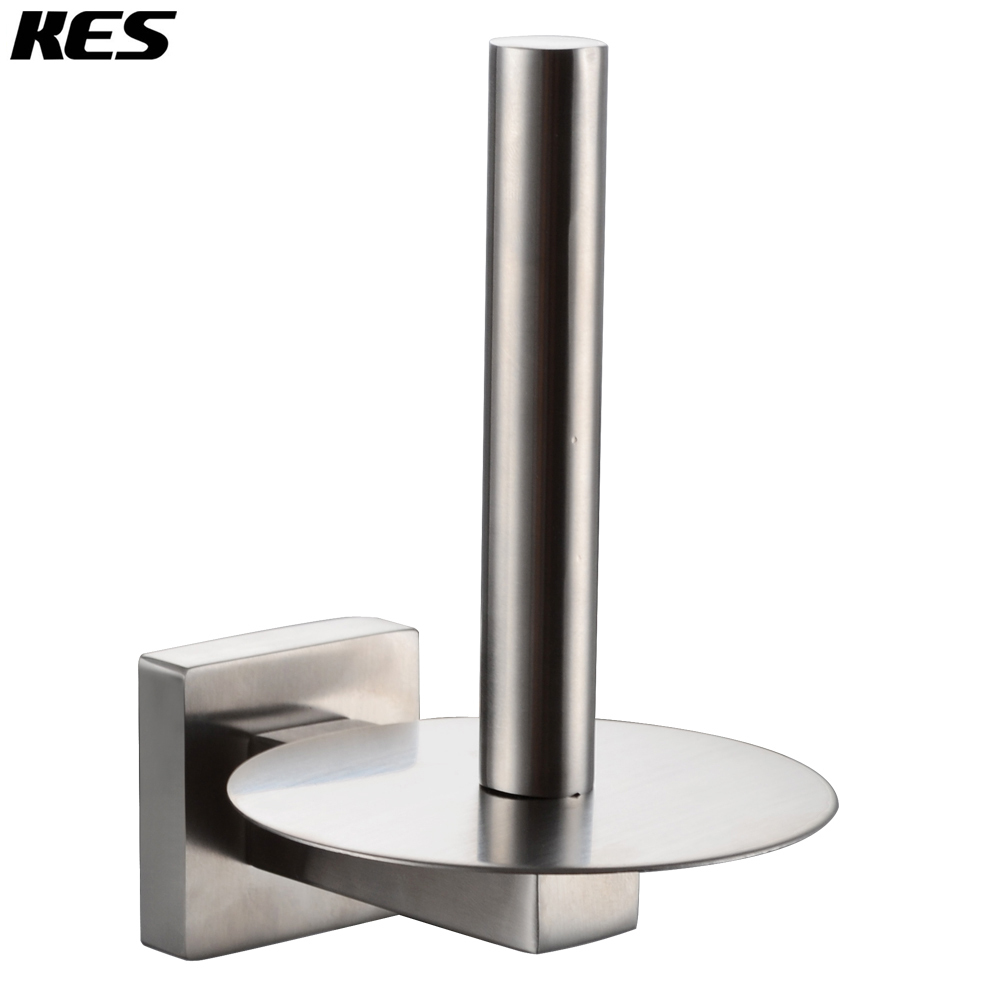 Kes a2272 2 sus304 stainless steel bathroom lavatory toilet paper holder and dispenser wall - Stainless steel toilet paper dispenser ...