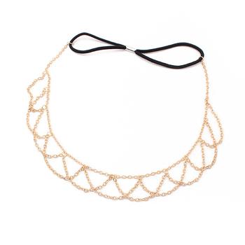 2015 Rushed Limited Tiara Wedding Accessories Hairband Boho Head Chain, Princess Wind Bohemian Hair Accessories, Women's Fashion