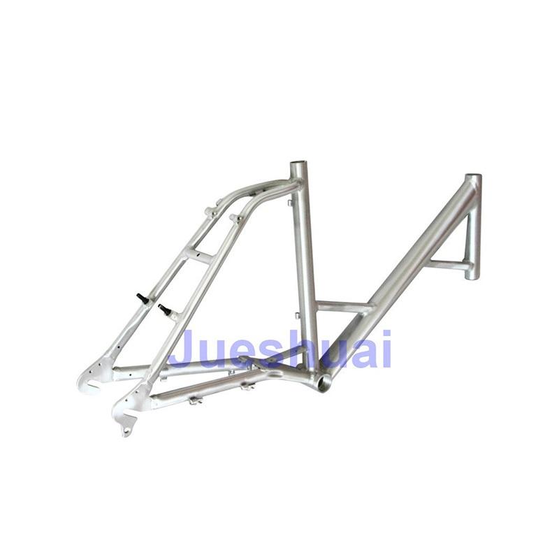 JS 20 Inch V Shape Steel Mountain Bike Bicycle / Road Bike Bicycle Bench Drawing Bend Frame Cuadro bicicleta China Wholesales(China (Mainland))