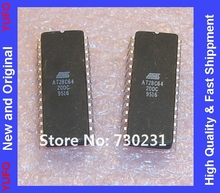 Buy Free 1 pcs AT28C64-20DC 28 PIN CERAMIC DIP 8Kx8 PARALLEL EEPROM FREE SHIPPING for $19.99 in AliExpress store