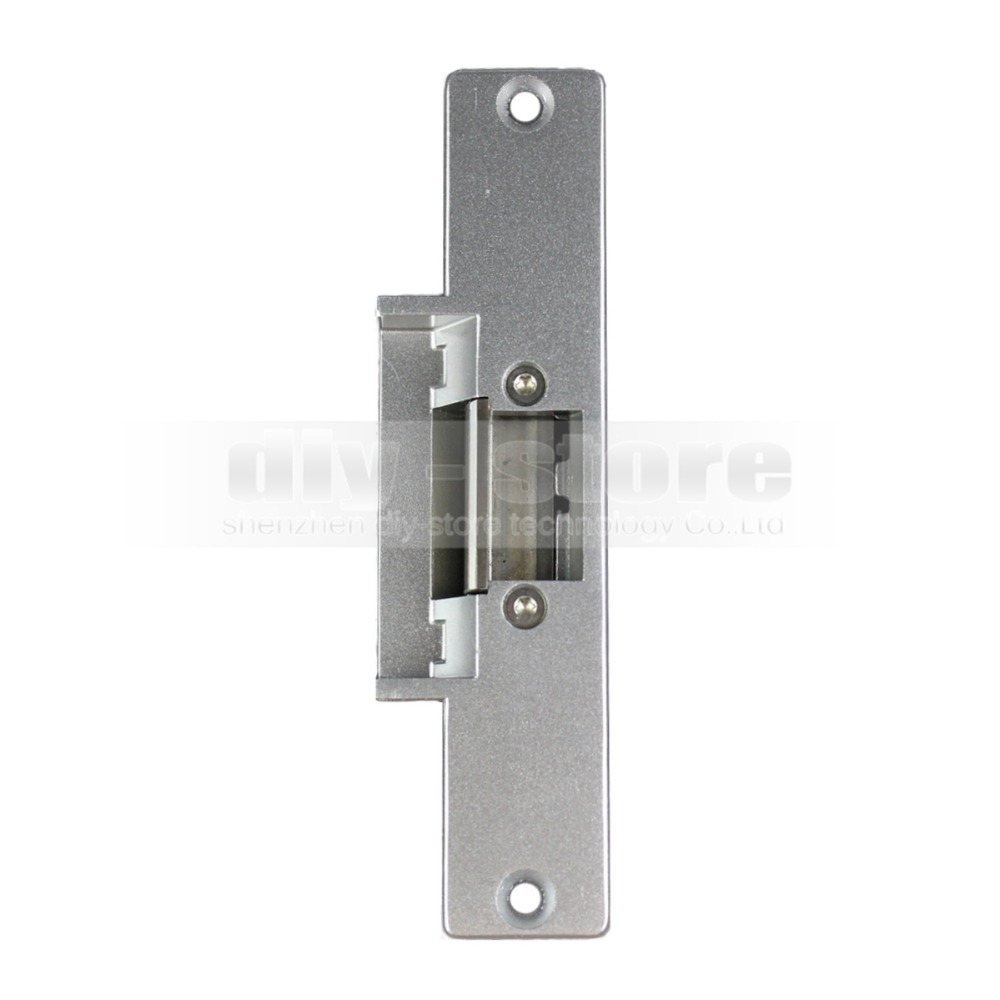 NC Electric Strike Door Lock For Access Control System Brand New Free Shipping(China (Mainland))