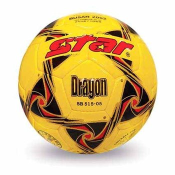 Free shipping! High quality Match use Star Soccer Ball/Football Size 5 SB515-05 DRAGON Gift: gas pin & net bag
