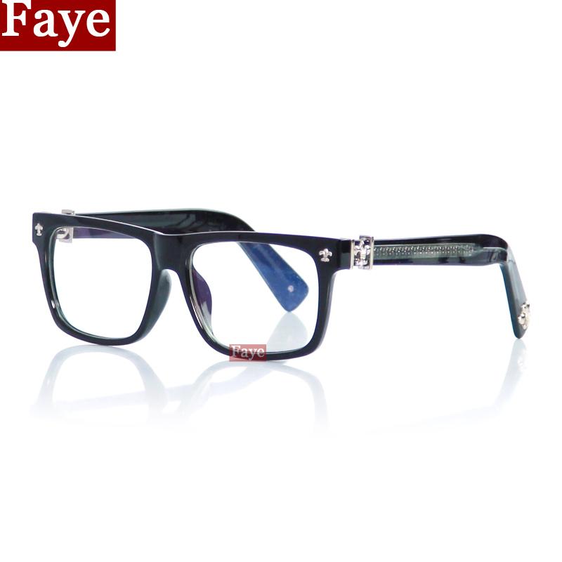 2015 new brand eyeglasses fashion glasses metal heart legs ...