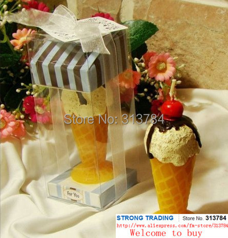 Free Shipping/Ice cream cake candles/process candle/birthday candle(China (Mainland))