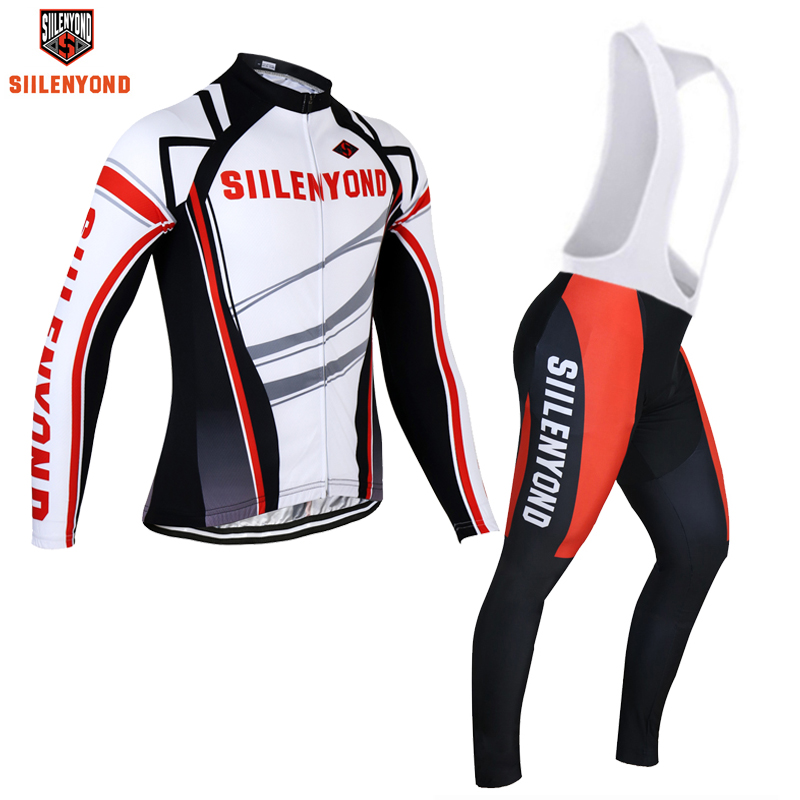 Siilenyond Odele Pro Winter Thermal Fleece Cycling Clothing/Ropa Ciclismo Bike Clothing/Keep Warm Maillot Rock Bicycle Wear(China (Mainland))