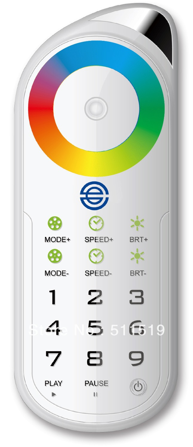 promoton , hight quality of 2.4G RF RGB led touch remote , controll different zones and sycron function,3 years warranty(China (Mainland))