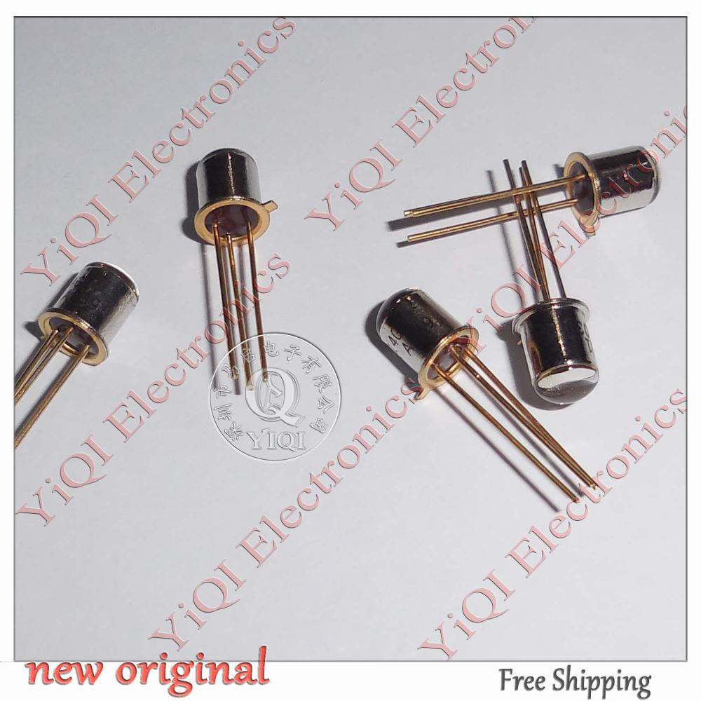10 pieces = L14G1 CAN3 HERMETIC SILICON PHOTOTRANSISTOR - YiQi International Electronics Company store