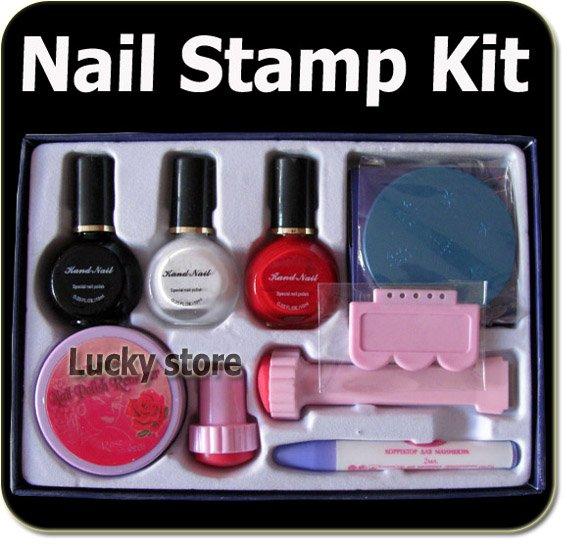 Diy Nail Art Printer: Health beauty nail art diy manicure template ...
