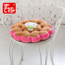 Lovely Donut round cushion