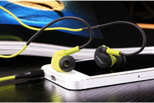 wired stereo sport Earphones and Headphone Stereo Music Sport Running Headset Ecouteur For huawei Samsung cell Phones