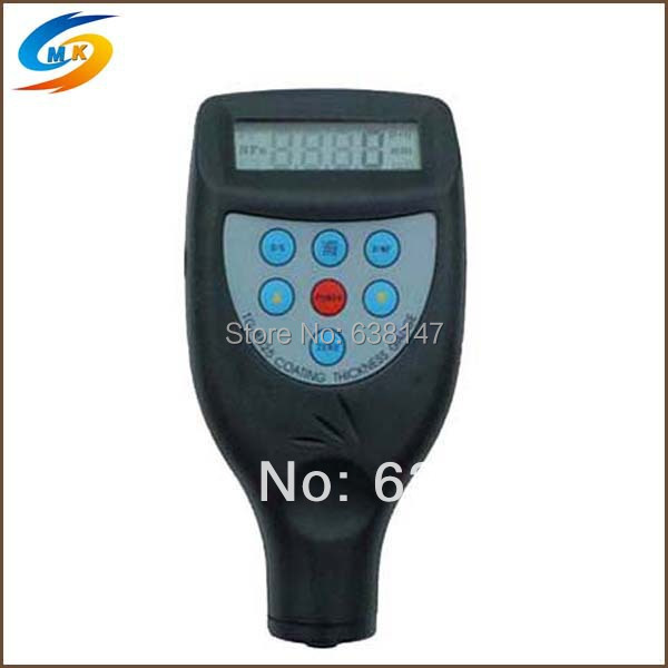 CM-8825 F/FN Digital Paint Coating Thickness Meter Gauge Coatings and Paints(China (Mainland))