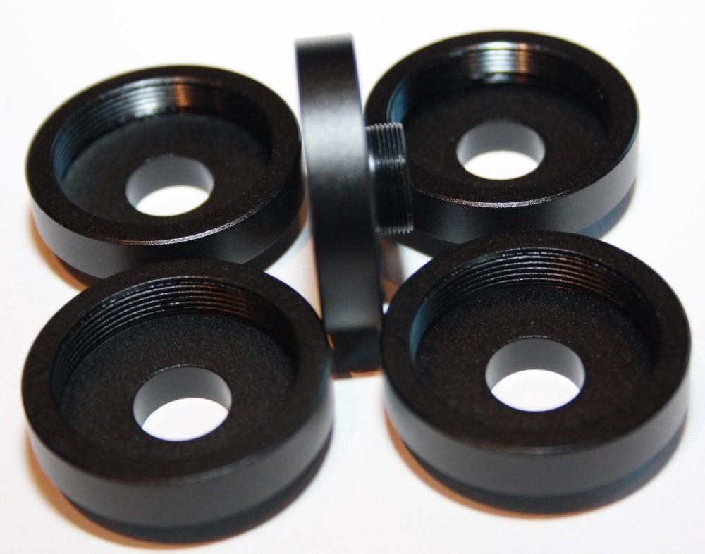 M12 CS C Mount Lens Converter/Adapter Ring. Multipack 5pcs