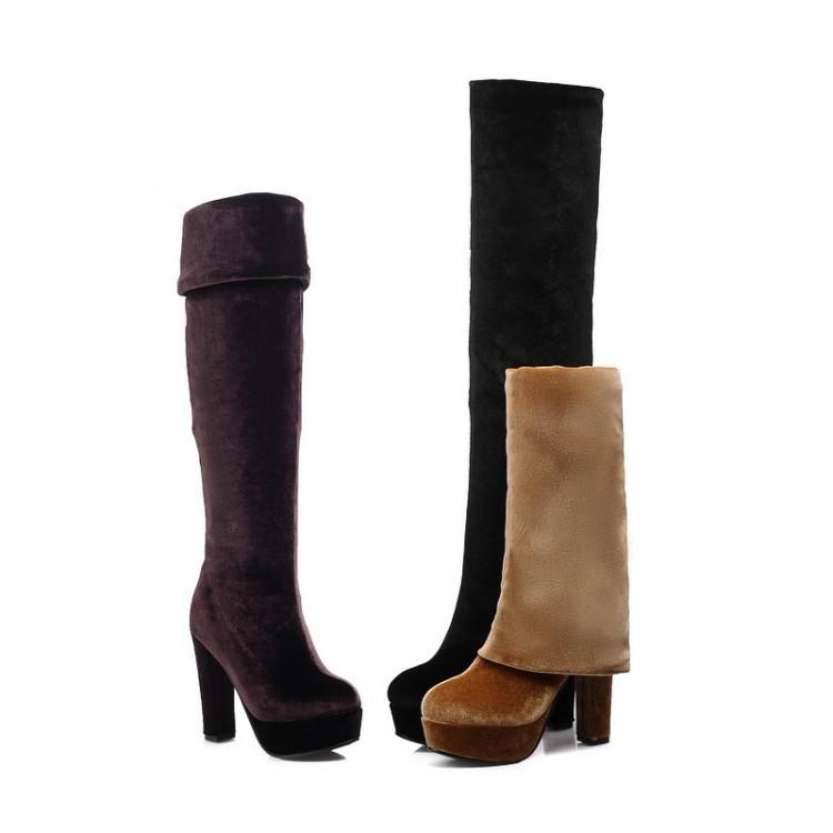shoes woman Fashion motocicleta mulheres martin outono inverno botas de couro boots femininas botas women boots canvas boots<br><br>Aliexpress