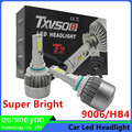 High Quality 1 Pair 110W COB Car LED Headlight Kit 9006 HB4 Bulbs Auto LED Headlamp