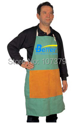 FR Clothing FR Clothes Flame Retardant Welding Aprons FR Cotton Coverall FR Cotton Welding Aprons(China (Mainland))