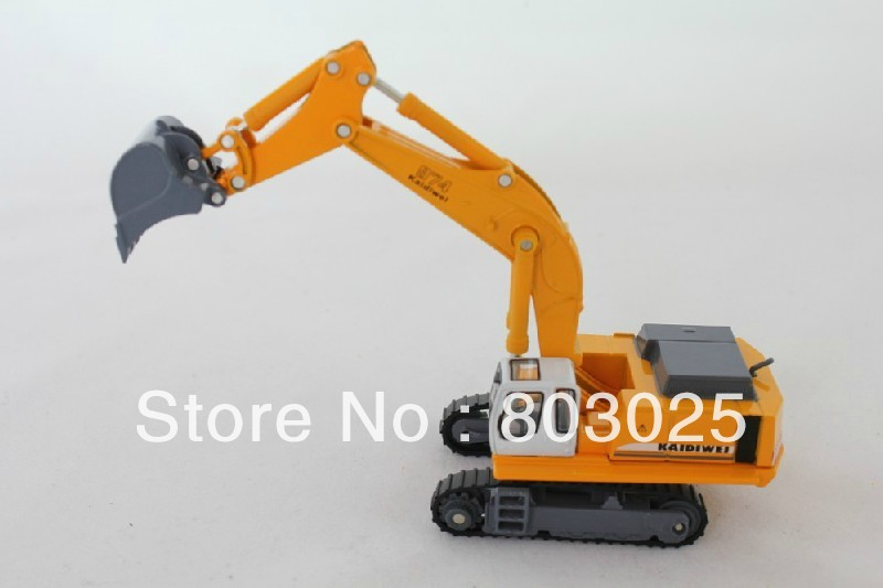 Free Shipping Novelty1:87 Alloy Metal Toy Car Excavator, Great Educational Car Models For Children<br><br>Aliexpress