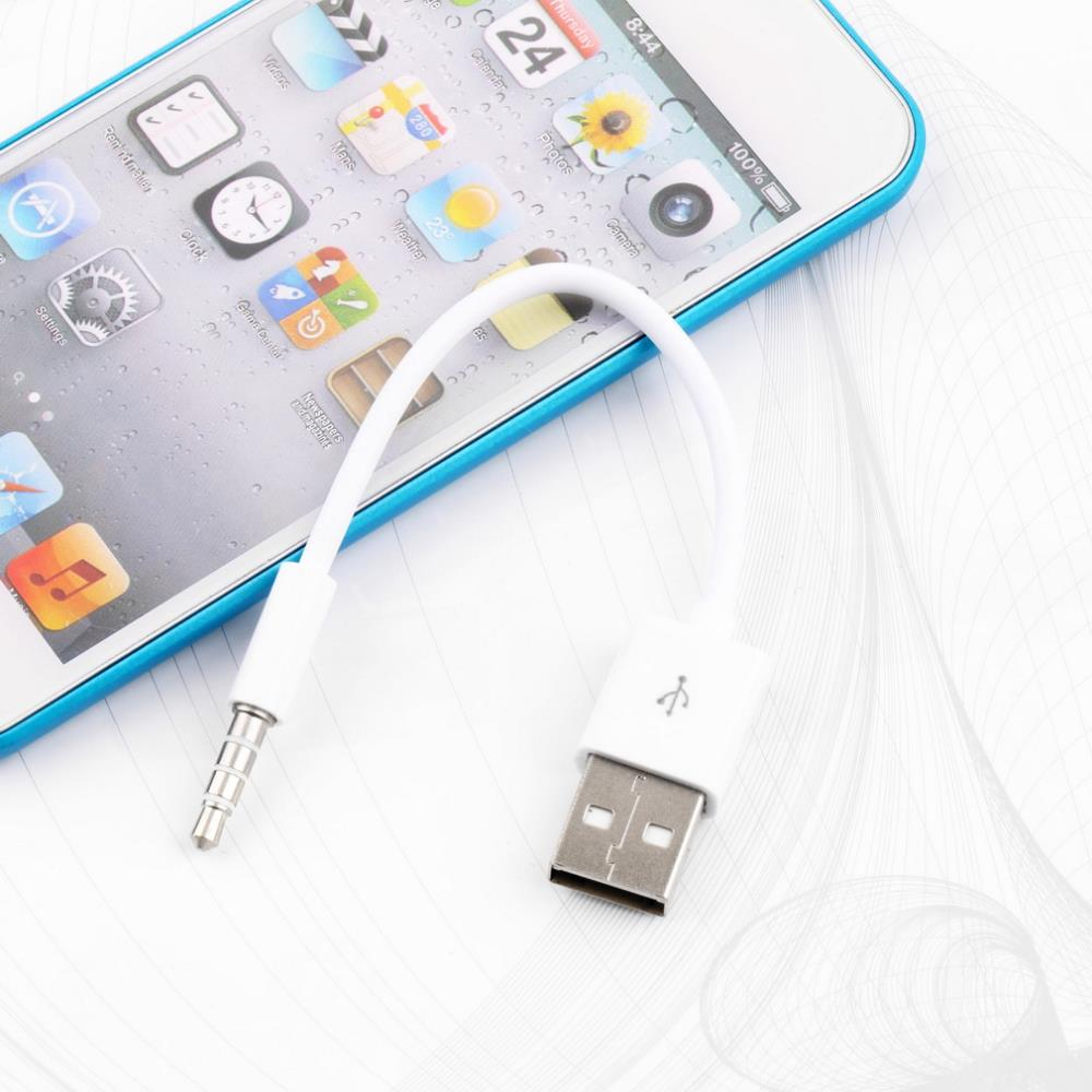 Useful USB Charger Data SYNC Cable Cord For Apple for iPod for Shuffle 1st / 2nd Hot Worldiwde(China (Mainland))