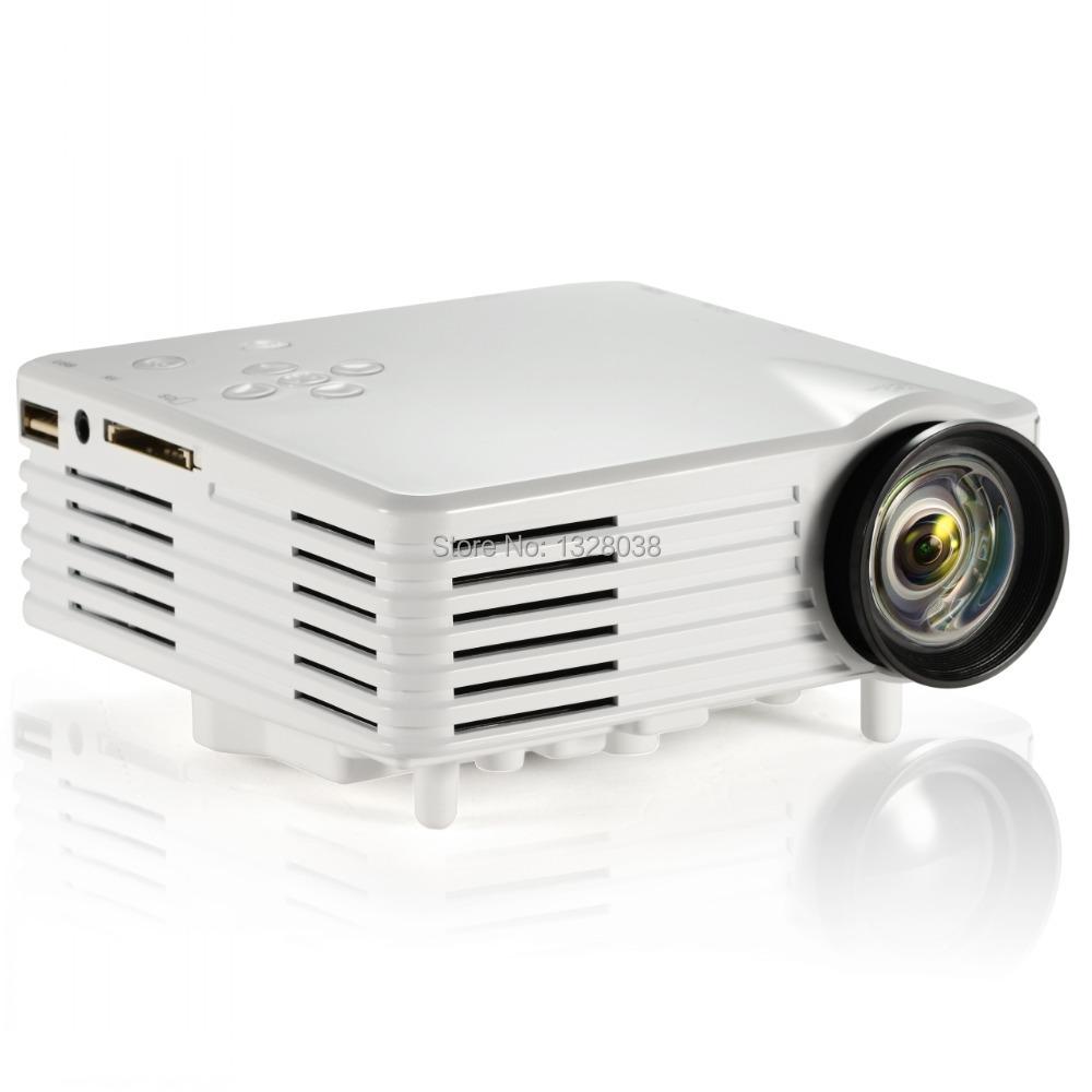Lowest projector proyector 28w mini led digital video for Mini digital projector