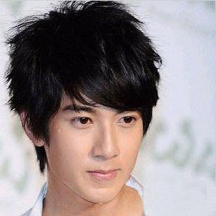 Mens Wigs Online Men's Short Hair Wigs From