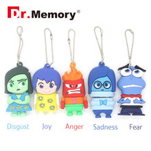 Mind agent usb flash drive cute pen drive 32GB 16GB pendrive 8GB  memoria usb stick 4gb usb2.0 memory stick