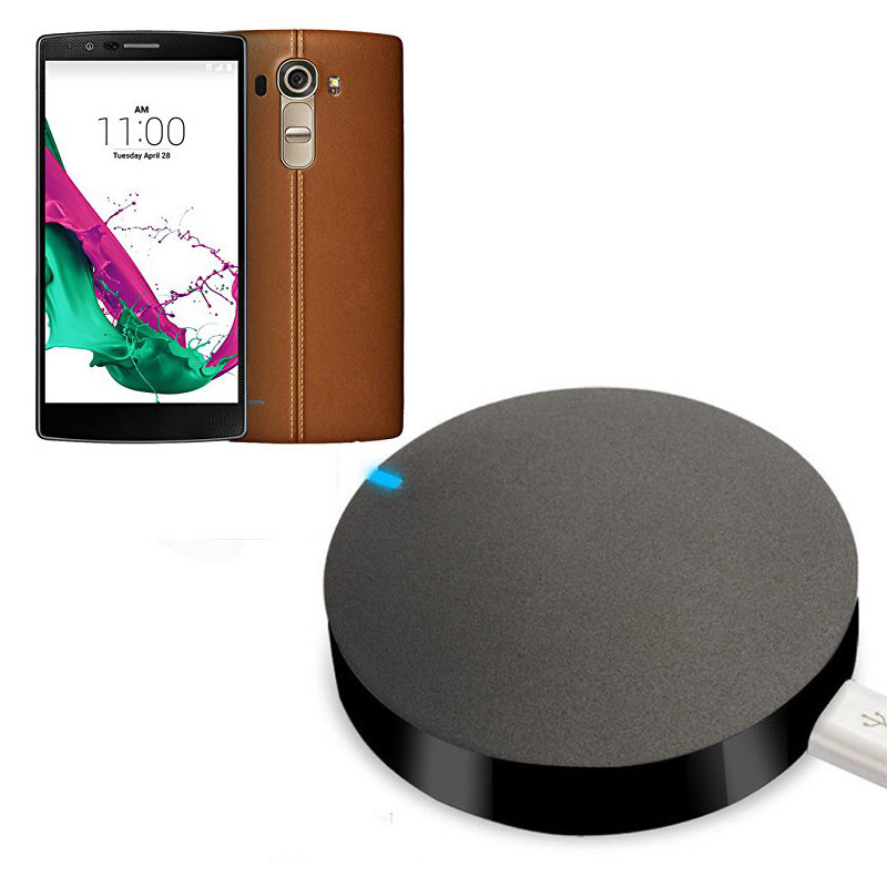 Vosicar hot sale for LG G4 F500 H815 H815 Qi Wireless Charger Charging Pad good quality Freeshipping & Wholesale