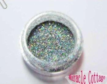 Free shpping! (5packs/lot) best sell flash powder,polycrystalline powder,colorful film,laser silver,glitter powder