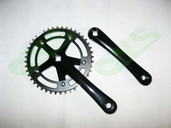 Звезда (системы) для велосипедов CYS fixie 170 * 44 FG