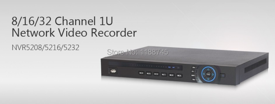 Dahua Brand 16CH NVR Record 1080p Realtime Recording HDMI USB CMS Mobile Monitoring NVR5208/5216/5232(China (Mainland))