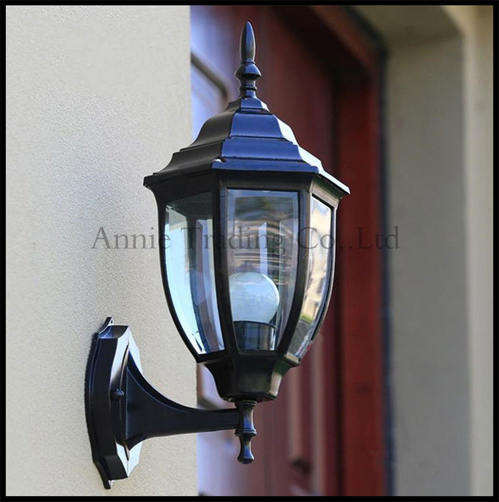 Rustic outdoor lighting reviews online shopping rustic for Fixture exterieur led