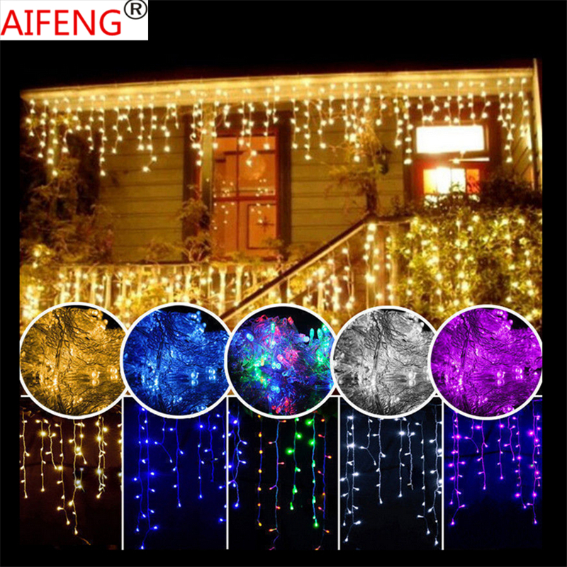 Popular Led Dripping Icicle Christmas Lights-Buy Cheap Led