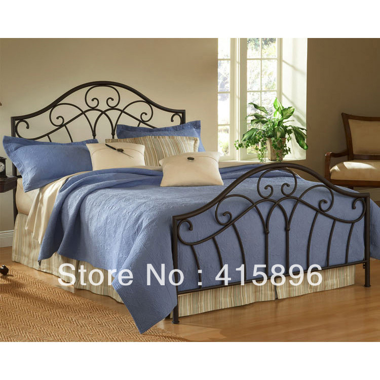 wrought iron bedroom furniture china manufacturer factory