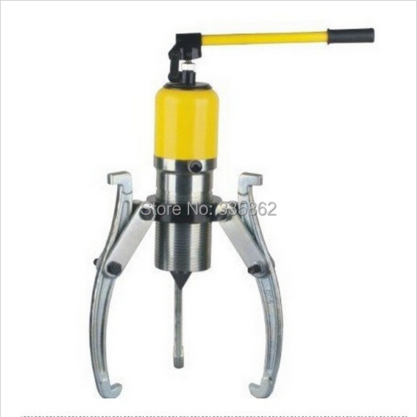 Application Of Hydraulic Bearing Puller : T integral unit hydraulic bearing puller gear