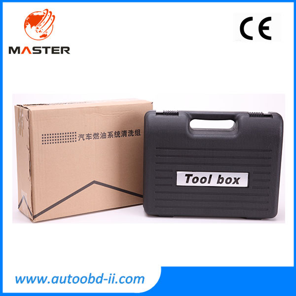 Fuel injector cleaner tool A360 GX100 NON-DISMANTLE CLEANER for Fuel injector cleaner tool A360(China (Mainland))