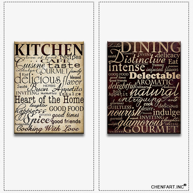 kitchen canvas wall best cooking wall products