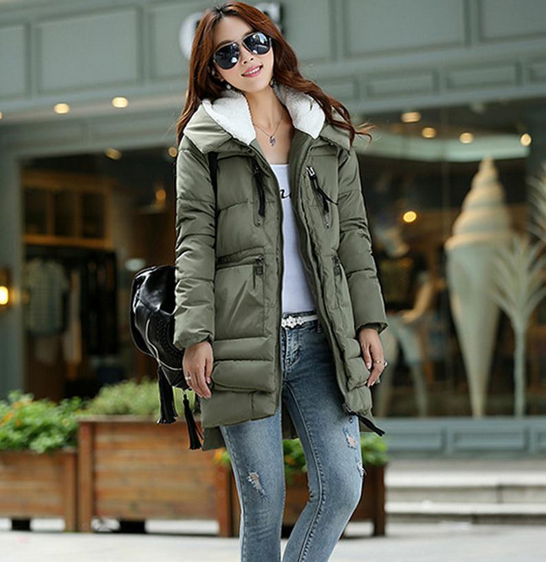 Winter Jacket Women 2016 Winter Coat Women Plus Size 5XL Long Parka Luxury Fur Cotton-Padded Down Coats Women Wadded Jackets