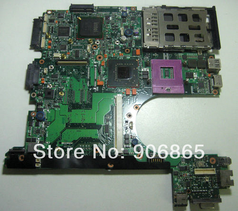 8510 8510w MOTHERBOARD T7700 2.40 GHz CPU SPS 452218-001 Computer Components & Stable Working(China (Mainland))
