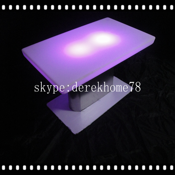 modern Led furniture/ Led bar counter with remote control(China (Mainland))
