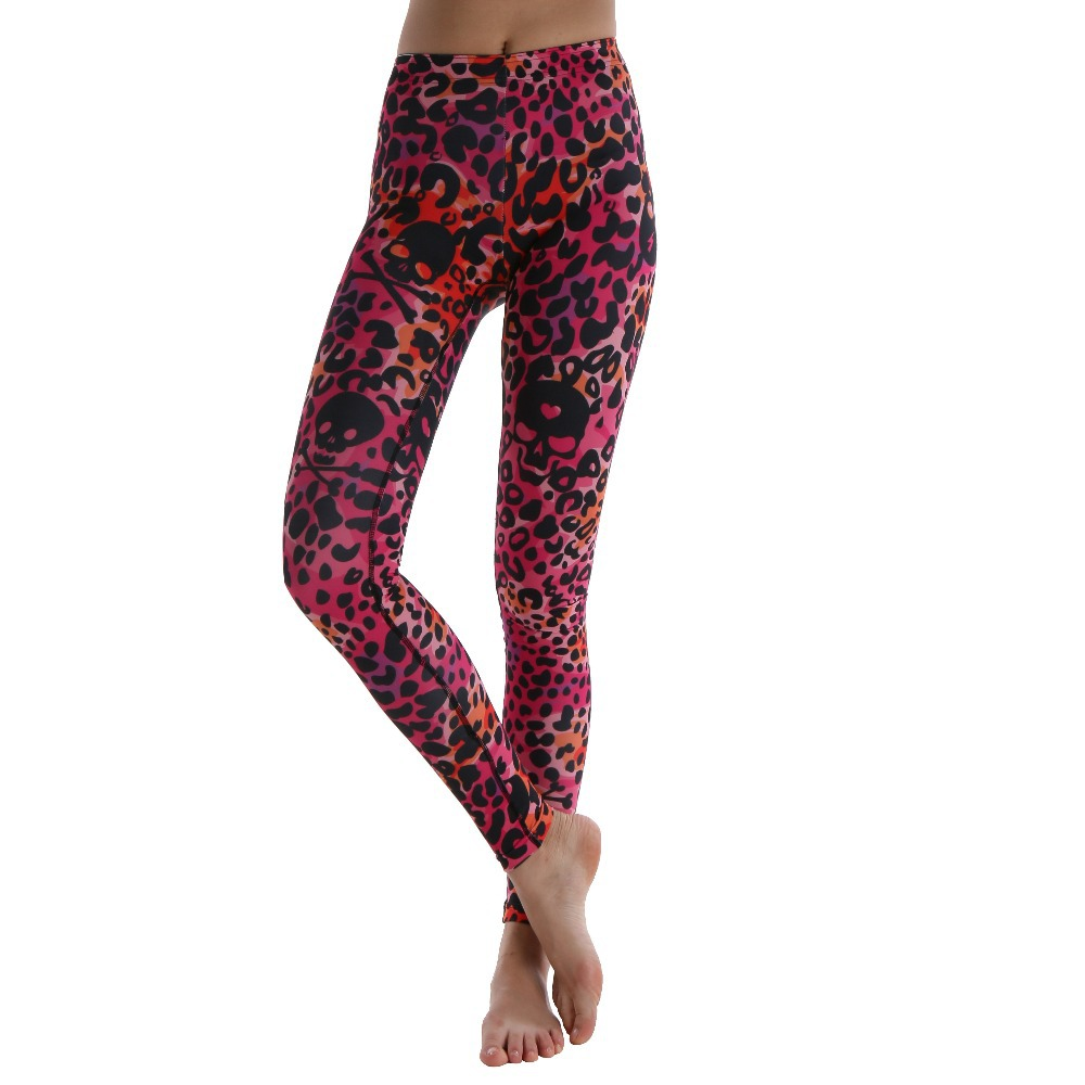 Buy Womens YOGA Workout Floral Printed Sport Pants ...