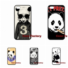 Unique Panda smoking Sony Xperia C C3 M2 Xiaomi Redmi 2 3 Mi5 Samsung Galaxy S3 S4 S5 S6 mini Note 4 5 S7 Edge E5 E7 - My Phone Cases Factory store